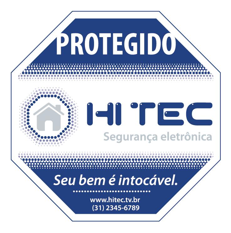 Sinalização residencial Hi Tec by Danilo Aroeira