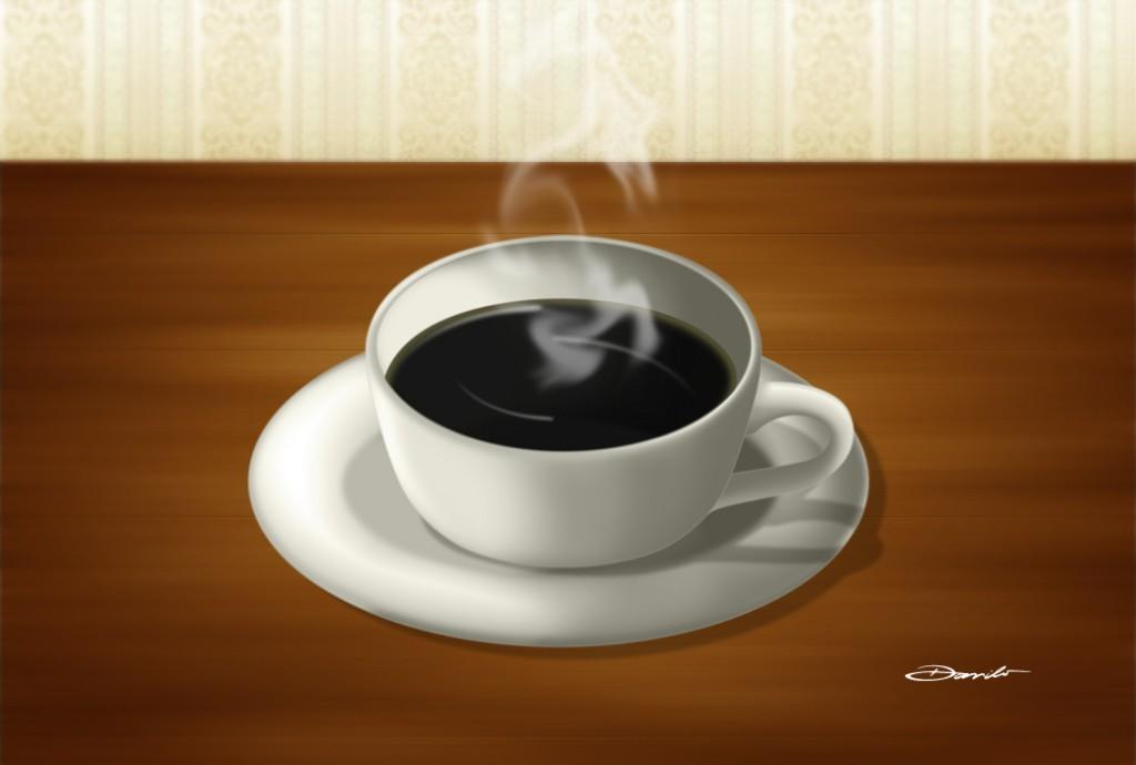 Café, by Danilo Aroeira