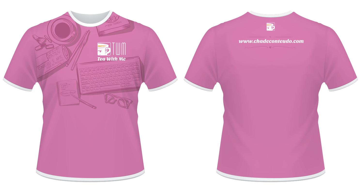 Camisa TWM by Danilo Aroeira