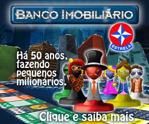 BancoImobiliário - Brinquedos Estrela - Banner Flash by Danilo Aroeira at Agência Cimax (2009)