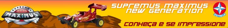 Banner Supremus - Brinquedos Estrela