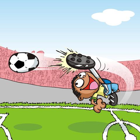 Futebol by Danilo Aroeira