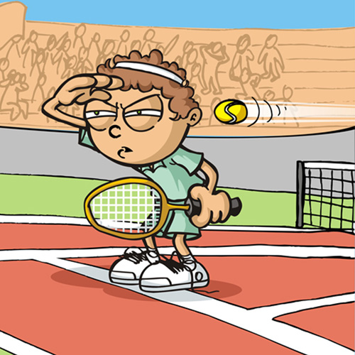 Tênis by Danilo Aroeira