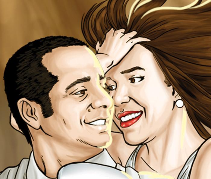 Detalhe noivos - Débora e Bruno, by Danilo Aroeira