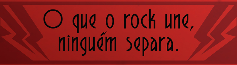 O que o rock une, ninguém separa - Débora e Bruno, by Danilo Aroeira