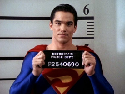Super-Homem atrás das grades: Lois & Clark, as Novas Aventuras do Superman - 1993