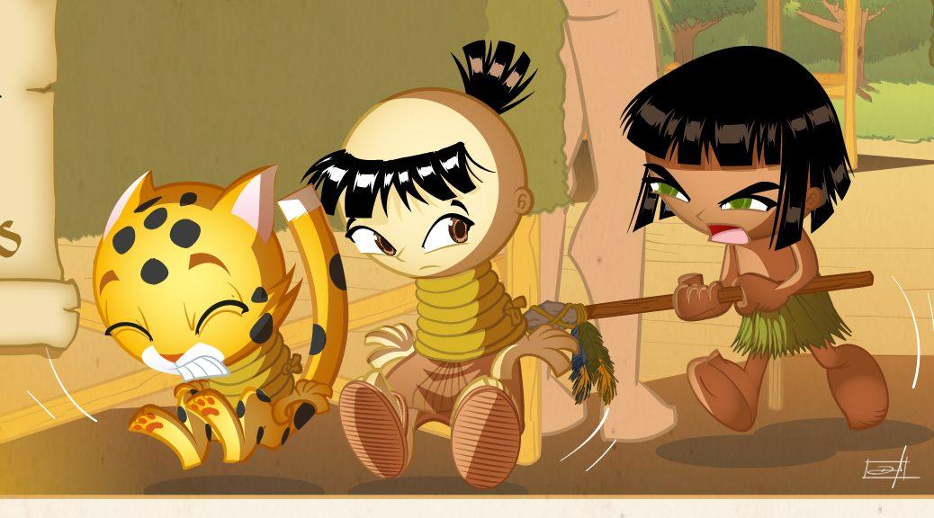 Imagem destaque - Samurai Boy: o ladrão de porcos